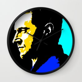 Richard Armitage 9. Wall Clock