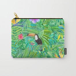 Foret tropicale Carry-All Pouch