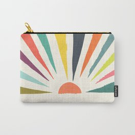 Rainbow ray Carry-All Pouch