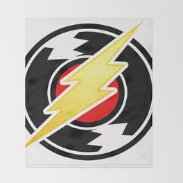 flash/homestuck Throw Blanket