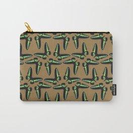 Rajah Brooke Birdwing Carry-All Pouch