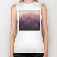 urban Biker Tanks featuring The Heart Of My Heart by Tordis Kayma
