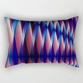 Pattern abstract 1 Rectangular Pillow