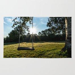 Country Comfort / Tree Swing Rug
