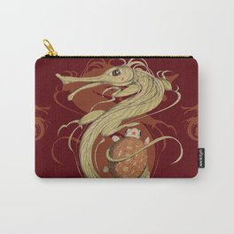 Dragon ith turtle Carry-All Pouch