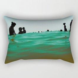 Soledades Compartidas Rectangular Pillow