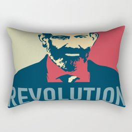 Duxov. Nikol Pashinyan. Armenian revolution. #society6 #decor #buyart #artprint Rectangular Pillow