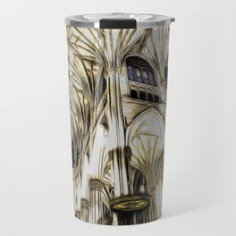 Cathedral Architecture Art Travel Mug
