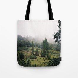 (fog meadow) Tote Bag