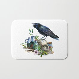 Raven Magick Bath Mat