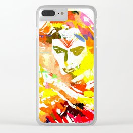 Woman of Wonder Clear iPhone Case