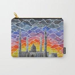 Sheikh Zayed Mosque, Ras Al Khaimah, UAE Carry-All Pouch
