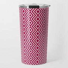 Symbols pattern Travel Mug