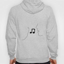 Music To My Ears Hoody