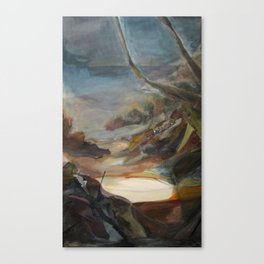 4 Canvas Print