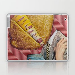 Grilled Cheese Love No. 28 Laptop & iPad Skin