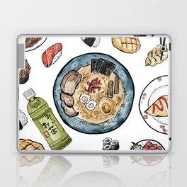 Favourite Japanese Foods Laptop & iPad Skin