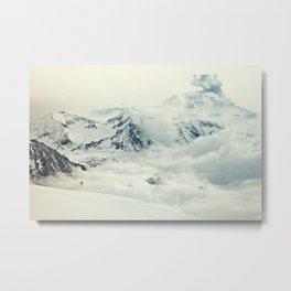Frozen Planet Metal Print