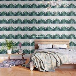 Agave geometrics Wallpaper