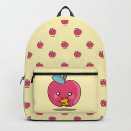 Unhealthy food pattern Backpack