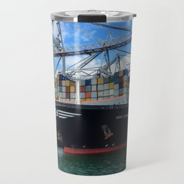 Containers Travel Mug