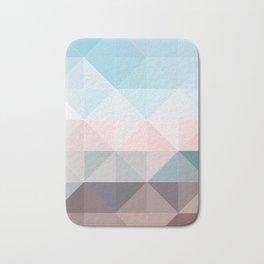 Apex geometric Bath Mat