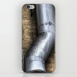 The Down Comer iPhone Skin