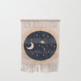 Love in Space Wall Hanging