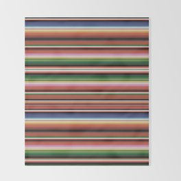 Southwest Serape Throw Blanket