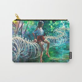 Dopamine Jungle Carry-All Pouch
