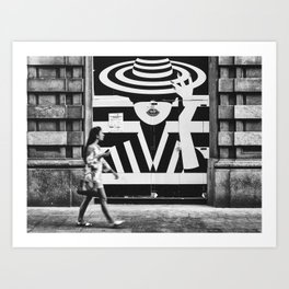 Secrets Art Print