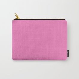 Persian Pink - solid color Carry-All Pouch