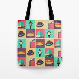 Obeslico #C04 Tote Bag