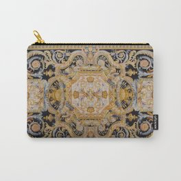 Going For Baroque Carry-All Pouch