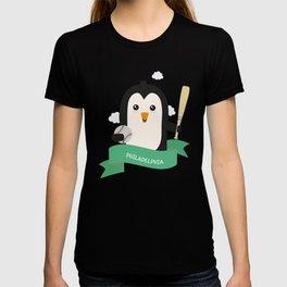 Baseball Penguin from PHILADELPHIA T-Shirt T-shirt