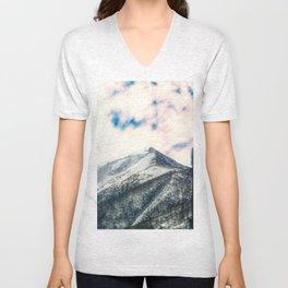 Mountain Unisex V-Neck