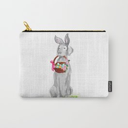 BUNNY WEIM Carry-All Pouch