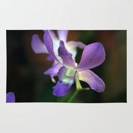 Lavendar Orchid Rug