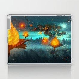Magical lights Laptop & iPad Skin