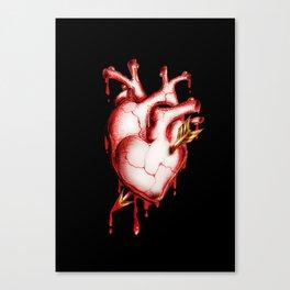 MY DEAR VALENTINE Canvas Print