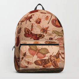 Vintage Insects 2 Backpack