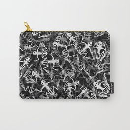 Frog skeletons Carry-All Pouch
