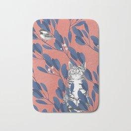 in the wild // repeat pattern Bath Mat