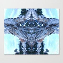 Homesick Alien Canvas Print