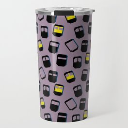 Niqabis pattern Travel Mug