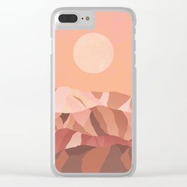 Hanna KL x Pearl Charles Clear iPhone Case