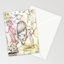 Doodle Nation 1 Stationery Cards