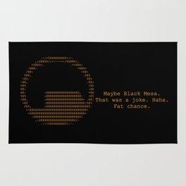 Black Mesa Rug