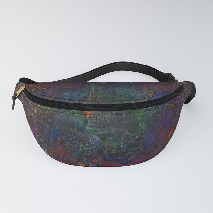 The Island Of Doctor Moreau - Part 1 -002 Fanny Pack