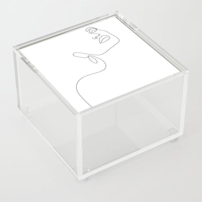 Dreamy Girl Acrylic Box